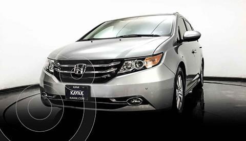 Honda Odyssey EXL usado (2015) color Plata precio $364,999