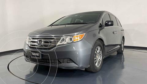 Honda Odyssey EXL usado (2012) color Gris precio $224,999