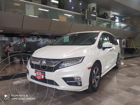 Honda Odyssey Touring usado (2018) color Blanco precio $665,000