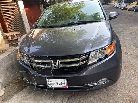 Honda Odyssey Touring usado (2016) color Plata Diamante precio $370,000