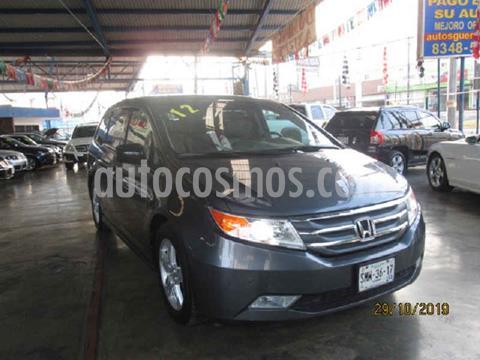 Honda Odyssey Touring usado (2012) color Gris precio $239,000