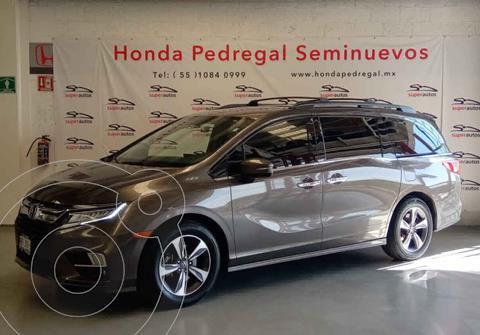 Honda Odyssey Touring usado (2019) color Dorado precio $689,000