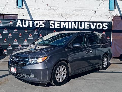 foto Honda Odyssey EXL usado (2015) color Acero precio $295,000