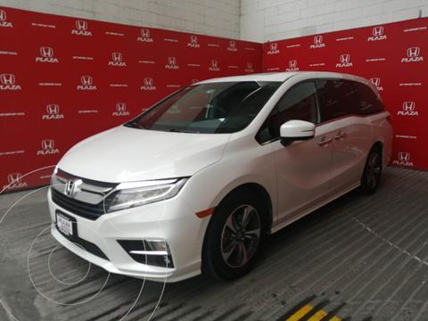 Honda Odyssey Touring usado (2020) color Blanco precio $819,000