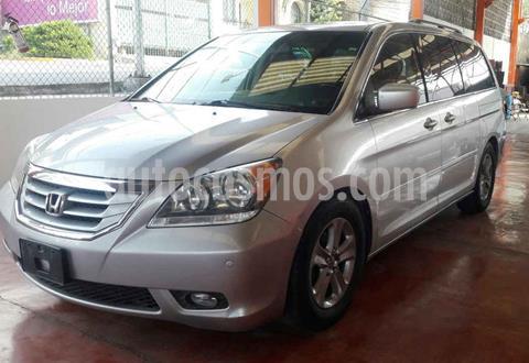 Honda Odyssey Touring usado (2010) color Plata precio $187,000