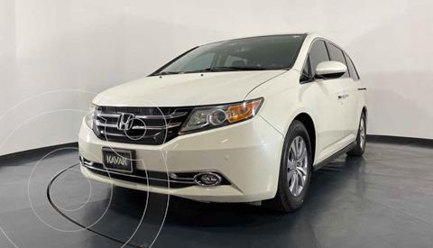 Honda Odyssey EXL usado (2015) color Blanco precio $369,999
