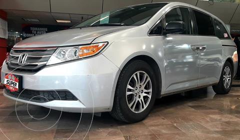 Honda Odyssey LX usado (2013) color Plata Dorado precio $279,000
