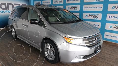 Honda Odyssey Touring usado (2011) color Plata Dorado precio $210,000