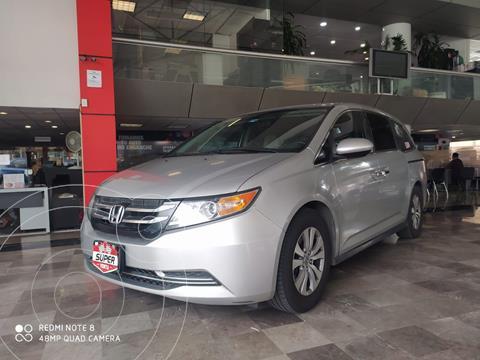 Honda Odyssey EX usado (2015) color Plata Dorado precio $309,000
