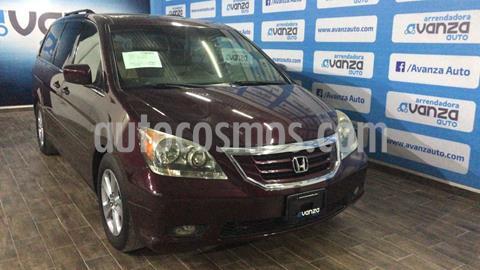 Honda Odyssey Touring usado (2010) color Violeta precio $179,000