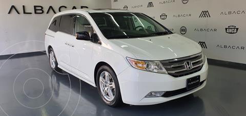 Honda Odyssey Touring usado (2011) color Blanco precio $209,900