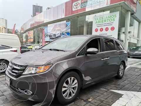 Honda Odyssey EXL usado (2014) color Gris Oscuro precio $280,000