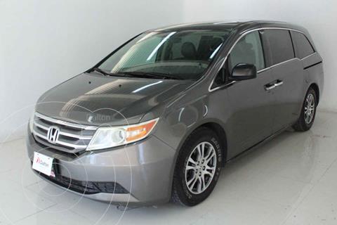 Honda Odyssey LX usado (2012) color Negro precio $199,000