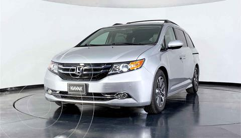 Honda Odyssey Touring usado (2014) color Gris precio $349,999