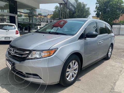 Honda Odyssey LX usado (2016) color Plata precio $335,000