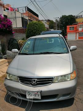 Honda Odyssey LX usado (2003) color Gris Plata  precio $74,000