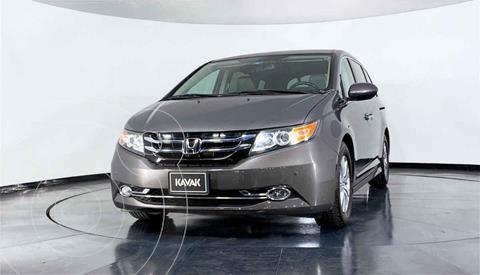 Honda Odyssey EXL usado (2015) color Gris precio $354,999
