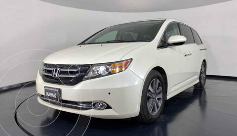 Honda Odyssey Touring usado (2014) color Blanco precio $327,999