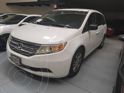 Honda Odyssey EXL usado (2012) color Blanco Marfil precio $299,900