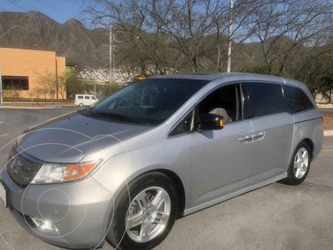 Honda Odyssey Touring usado (2012) color Plata precio $189,000