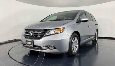 Honda Odyssey LX usado (2015) color Plata precio $369,999