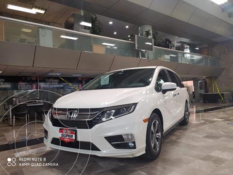 Honda Odyssey EXL usado (2019) color Blanco precio $709,000