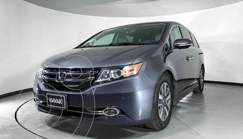 Honda Odyssey Touring usado (2014) color Gris precio $314,999
