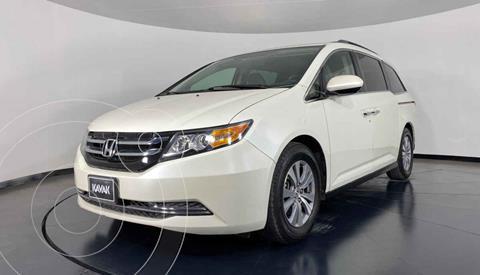 Honda Odyssey EXL usado (2015) color Blanco precio $367,999