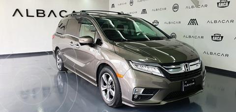 Honda Odyssey Touring usado (2018) color Gris precio $589,900