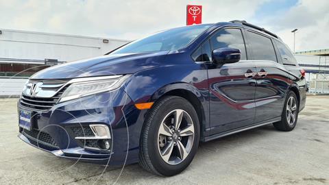 Honda Odyssey Touring usado (2019) color Azul precio $699,000