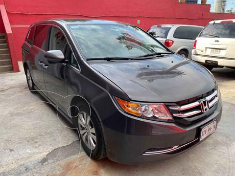 Honda Odyssey EX usado (2014) color Gris precio $265,000