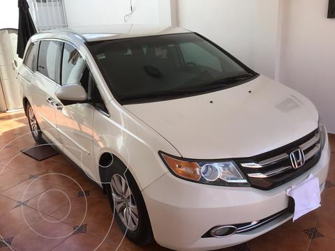 Honda Odyssey LX usado (2014) color Blanco precio $245,000