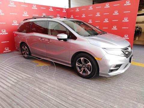 Honda Odyssey Touring usado (2019) color Plata Dorado precio $689,000