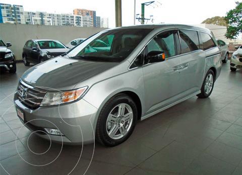 Honda Odyssey Touring usado (2011) color Plata precio $219,000