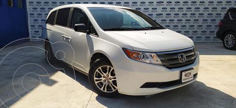 Honda Odyssey 3.5 EXL AT usado (2012) color Blanco precio $225,000