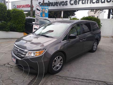 Honda Odyssey EXL usado (2013) color Gris precio $283,000