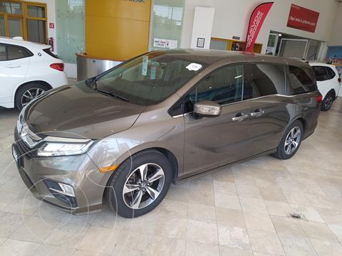 Honda Odyssey Touring usado (2019) color Marron precio $749,900