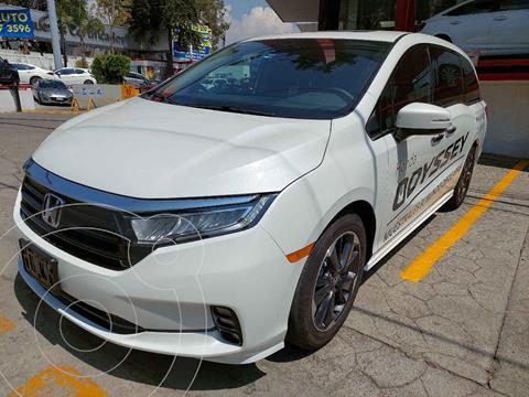 Honda Odyssey Touring  usado (2021) color Plata precio $932,000