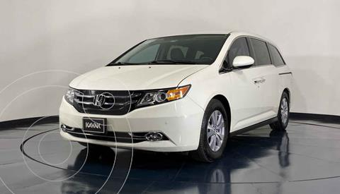 Honda Odyssey EXL usado (2015) color Gris precio $367,999