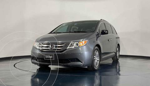 Honda Odyssey EXL usado (2013) color Gris precio $267,999