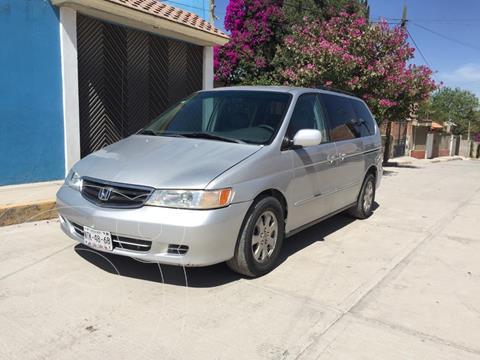 Honda Odyssey EX usado (2003) color Plata precio $69,000