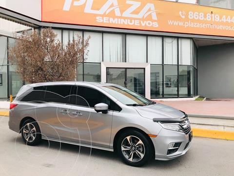 Honda Odyssey Touring usado (2018) color Plata Dorado precio $609,000