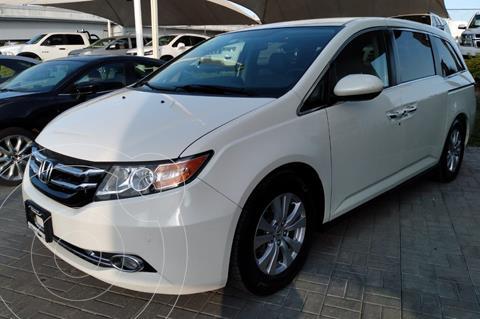 Honda Odyssey EXL usado (2014) color Blanco precio $295,000
