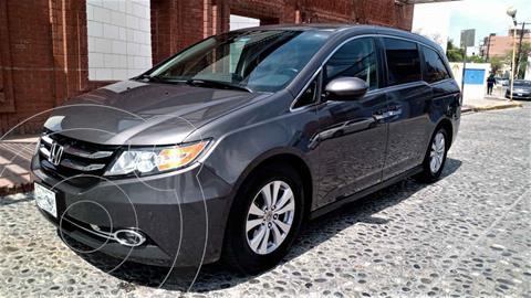 Honda Odyssey EXL usado (2015) color Gris precio $325,000