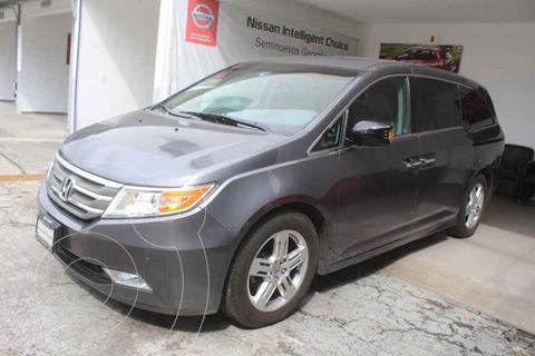 Honda Odyssey Touring usado (2012) color Gris precio $269,000