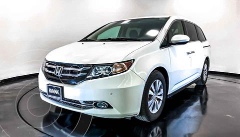 Honda Odyssey EXL usado (2015) color Blanco precio $384,999