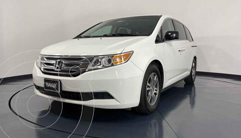 Honda Odyssey EXL usado (2011) color Blanco precio $219,999