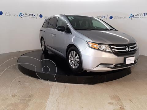 Honda Odyssey LX usado (2016) color Plata Dorado precio $289,000