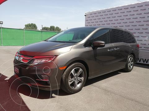 Honda Odyssey Touring usado (2018) color Cafe precio $599,000