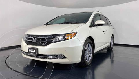 Honda Odyssey EXL usado (2015) color Blanco precio $374,999